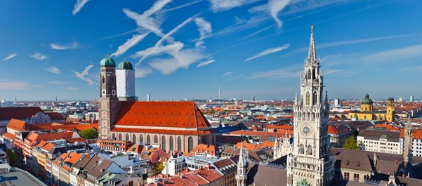 Book Hotels in  Munich
